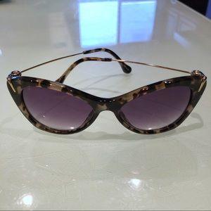 Elizabeth and James Fillmore Tortoise Sunglasses